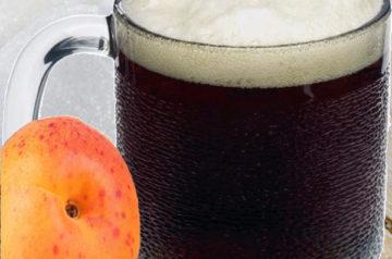 абрикосовый квас